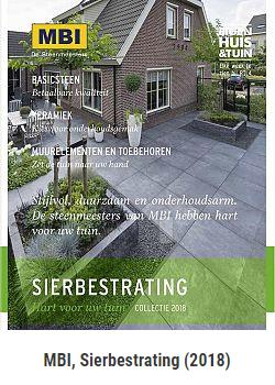 MBI, Sierbestrating (2018)